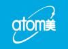 Atomy Logo Light blue